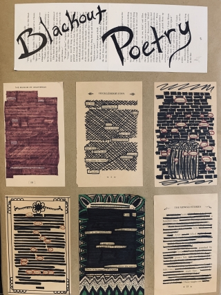 Black Out Poetry