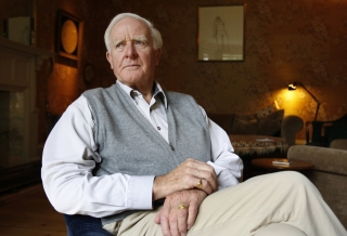 John Le Carré Fears For The Future In 'Agent Running In The Field'