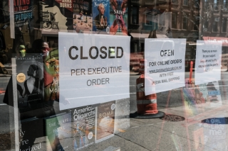 Coronavirus Shutdowns Weigh on Book Sales