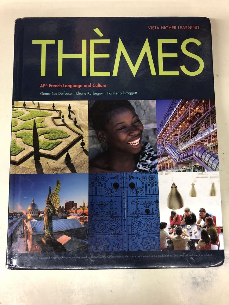 Themes 1e Student Edition (Hardcover)