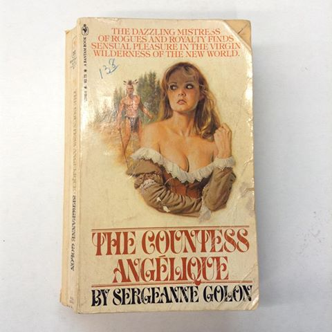 The Countess Angelique. Sergeanne Golon.