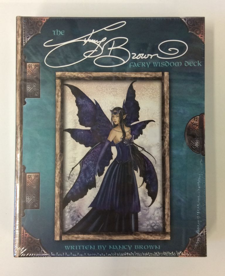 Amy Brown Faery Wisdom Deck with Instruction Booklet. Amy Brown.