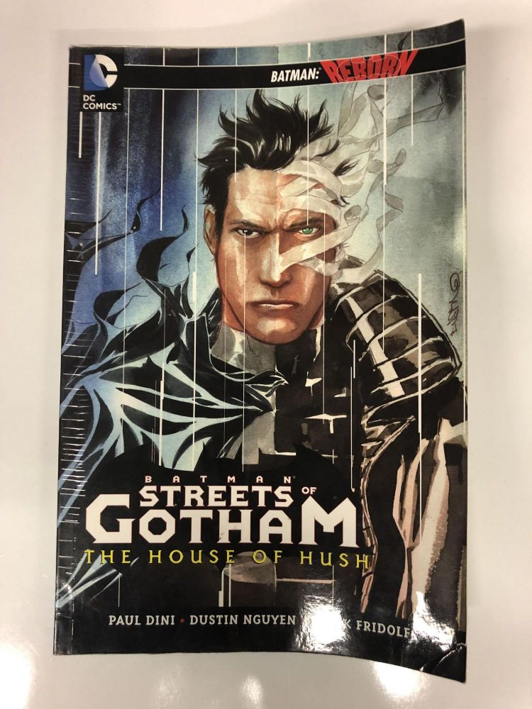 The Streets of Gotham Volume 3, . the House of the Hush. Paul Dini.