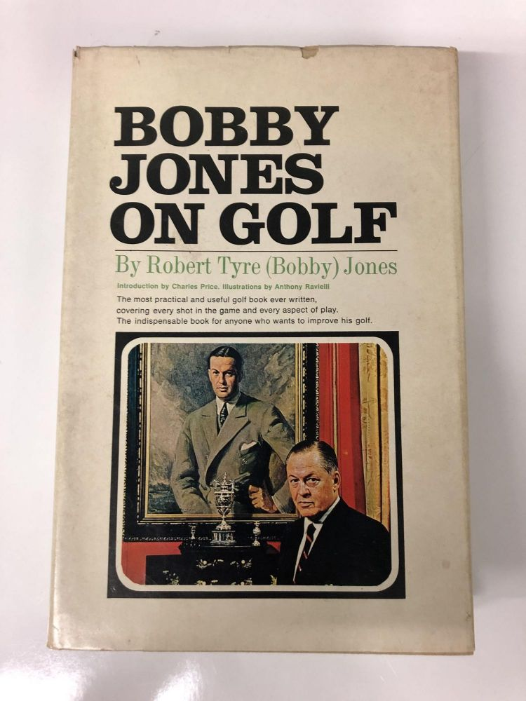 Bobby Jones on Golf. Robert Tyre Jones, Bobby.