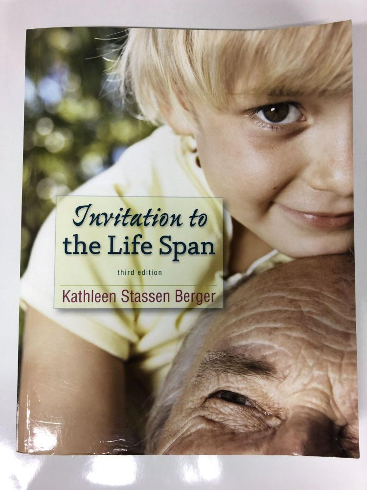Invitation to the Life Span. Kathleen Stassen Berger.