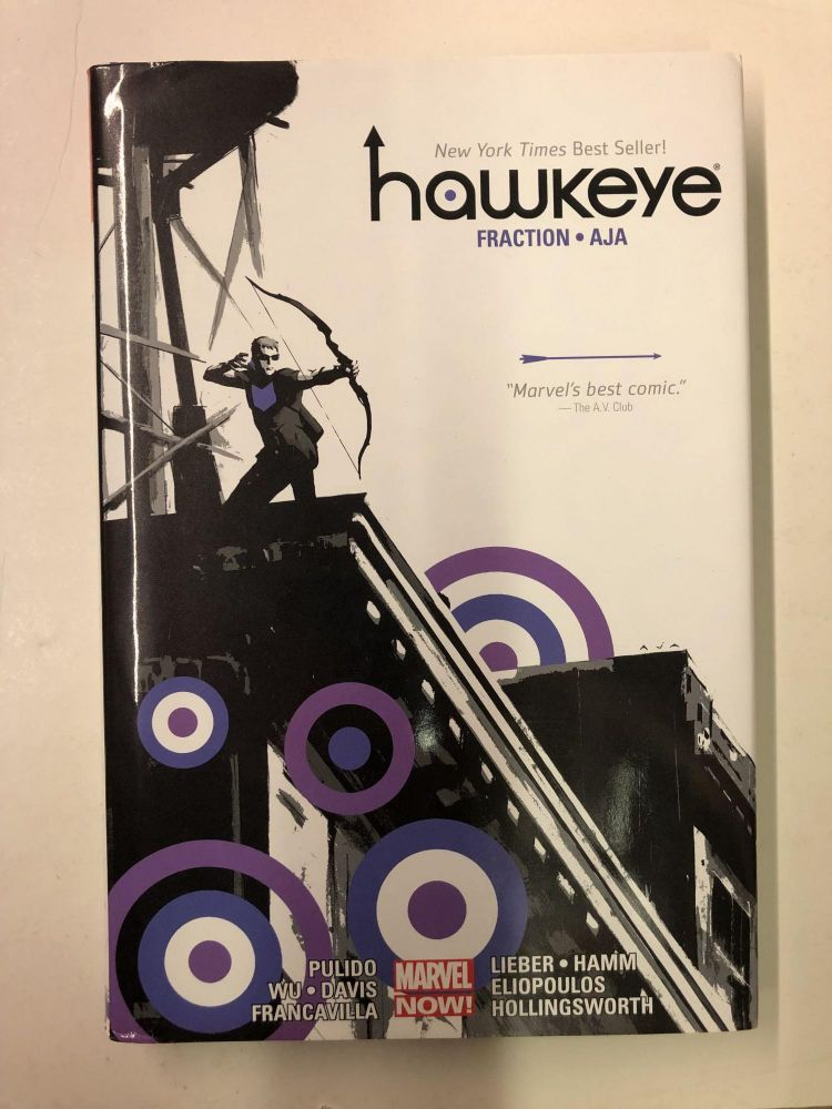 Hawkeye. Matt Fraction.