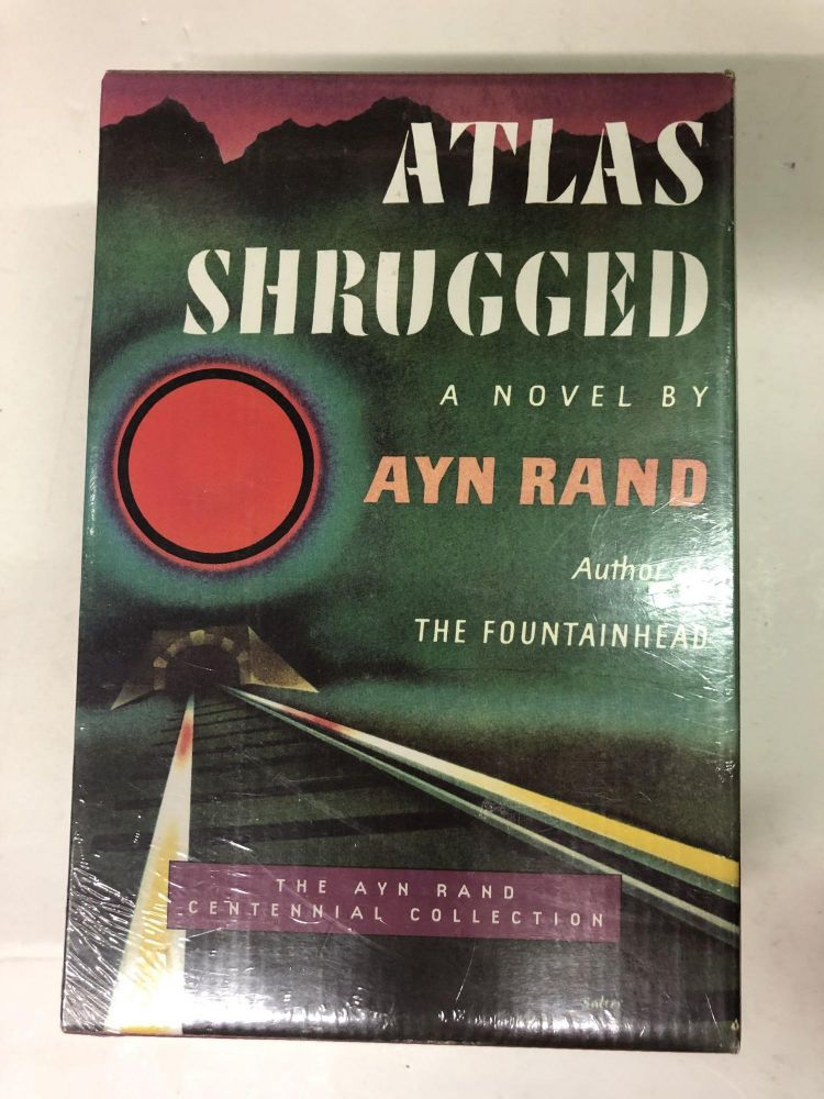The Ayn Rand Centennial Collection Boxed Set. Ayn Rand.