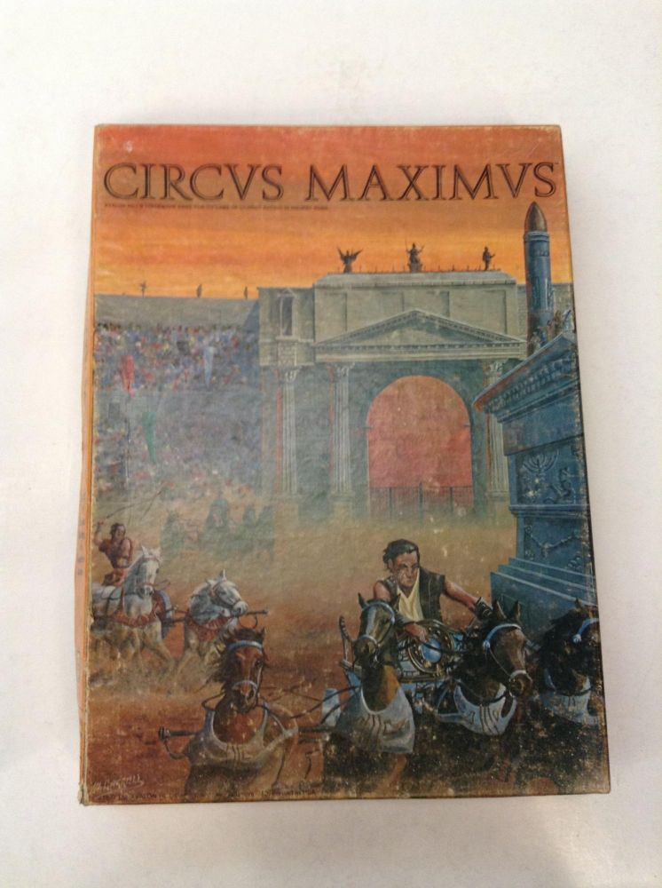 Circus Maximus. Avalon Hill's Trademark.