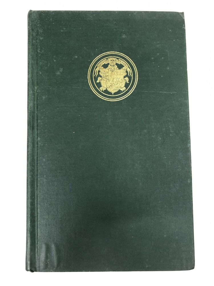 Memorials of the Discovery and Early Settlement of the Bermudas or Somers Islands 1511 - 1687. 2 Volumes. J. H. Lefroy.