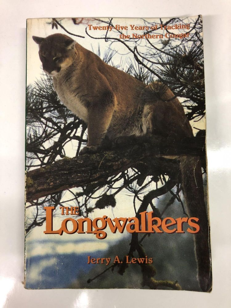 The Longwalkers. Jerry A. Lewis.