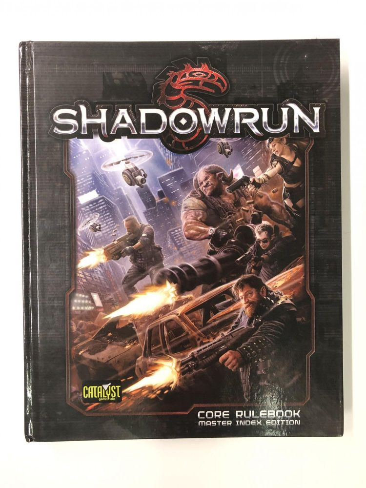 Shadowrun Fifth Edition. Jason M. Hardy.