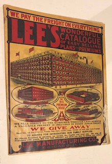 Lee's Wonderful Catalogue of Easy Selling