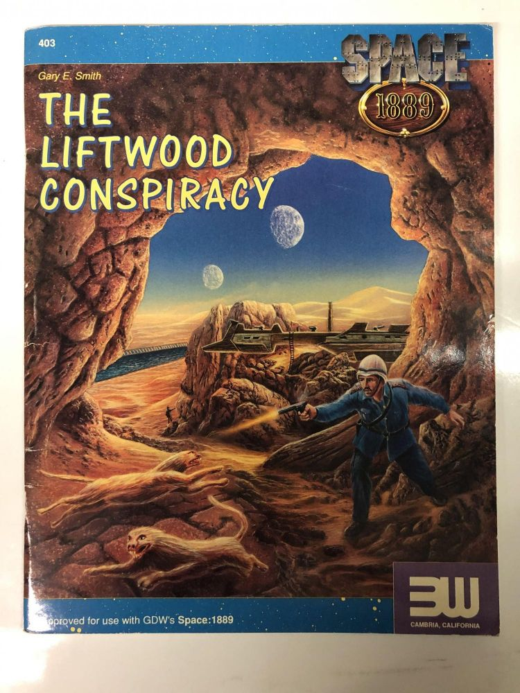 The Liftwood Conspiracy. Gary Smith.