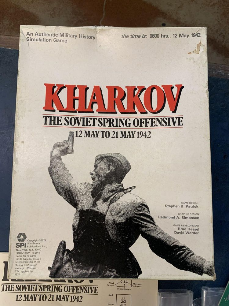 Kharkov: The Soviet Spring Offensive, 12 May to 21 May 1942