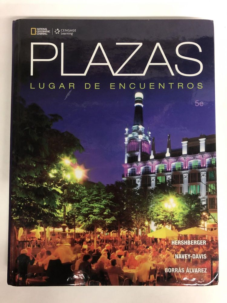 Plazas. Robert Hershberger.