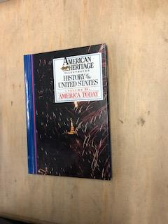 American Heritage Illustrated history the United States. Robert Athearn.