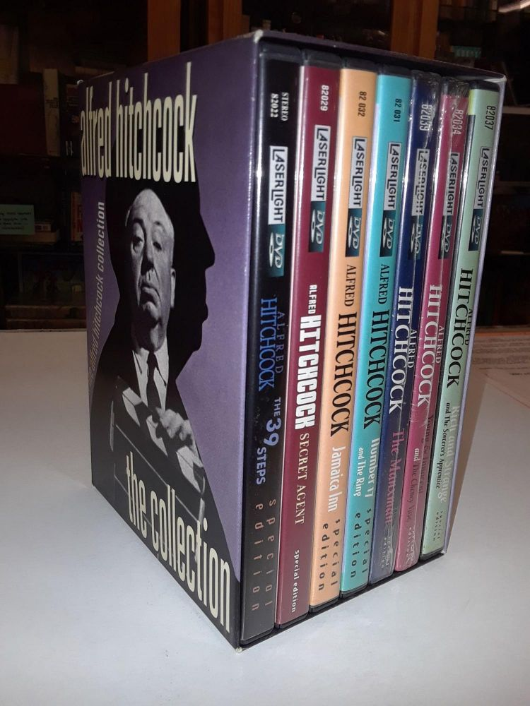 The Alfred Hitchcock Collection. Delta Entertainment Corporation.