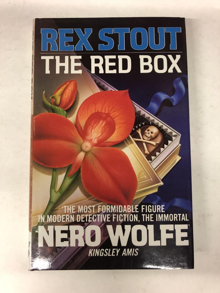 The Red Box. Rex Stout.