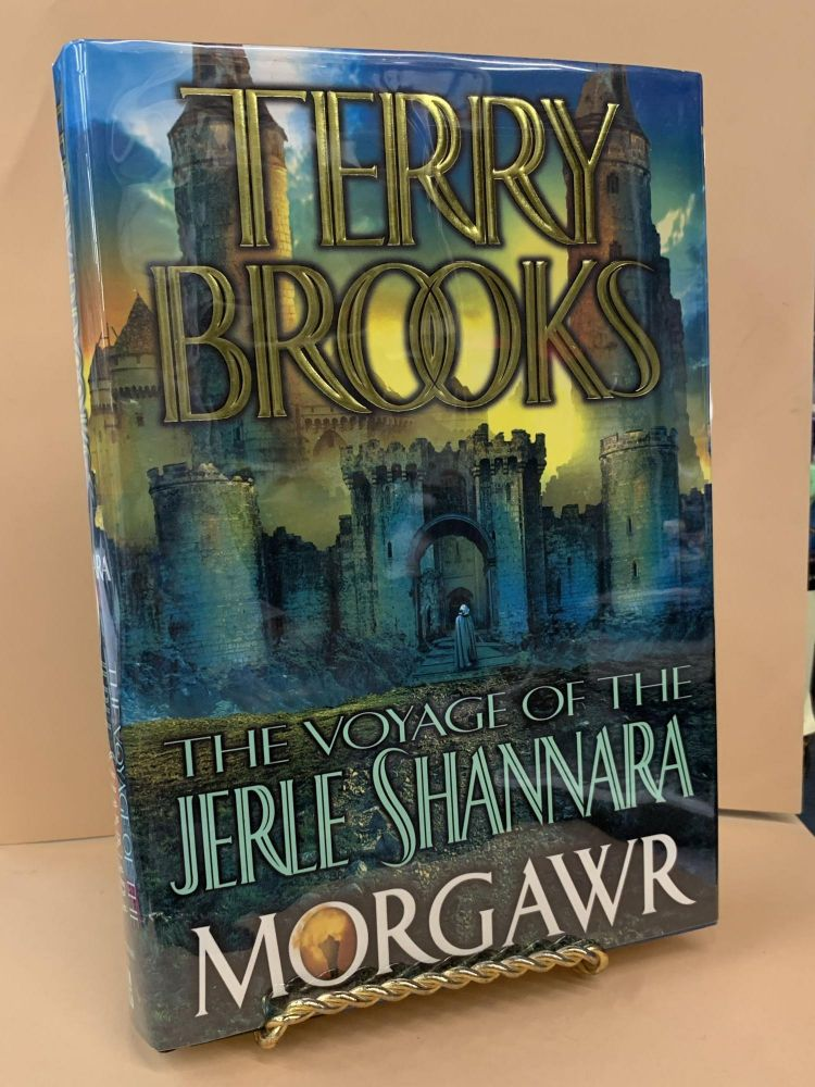 Morgawr : The Voyage of The Jerle Shannara. Terry Brooks.
