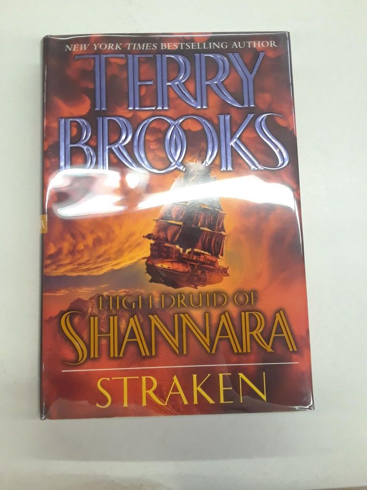 High Druid of Shannara: Straken. Terry Brooks.