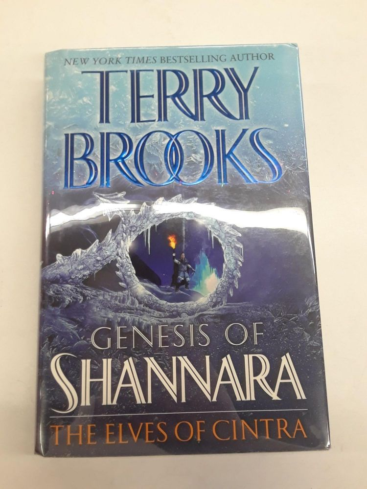 The Elves of Cintra. Terry Brooks.