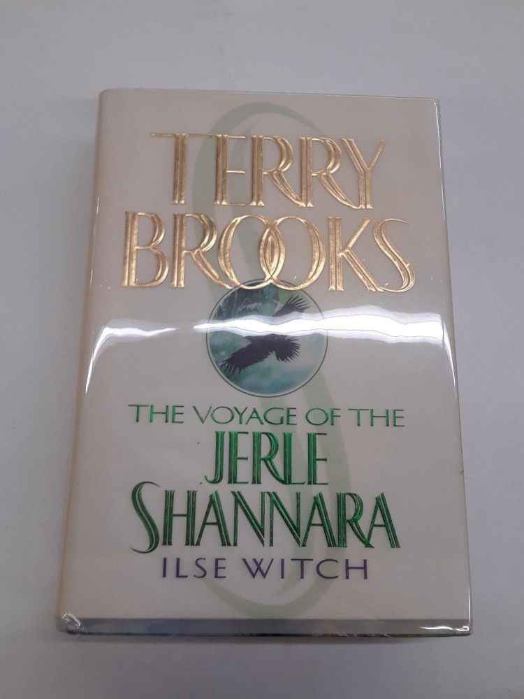 The Voyage of the Jerle: Ilse Witch. Terry Brooks.