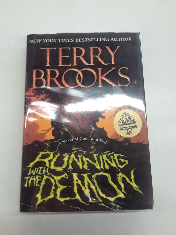 Running with the Demon. Terry Brooks.