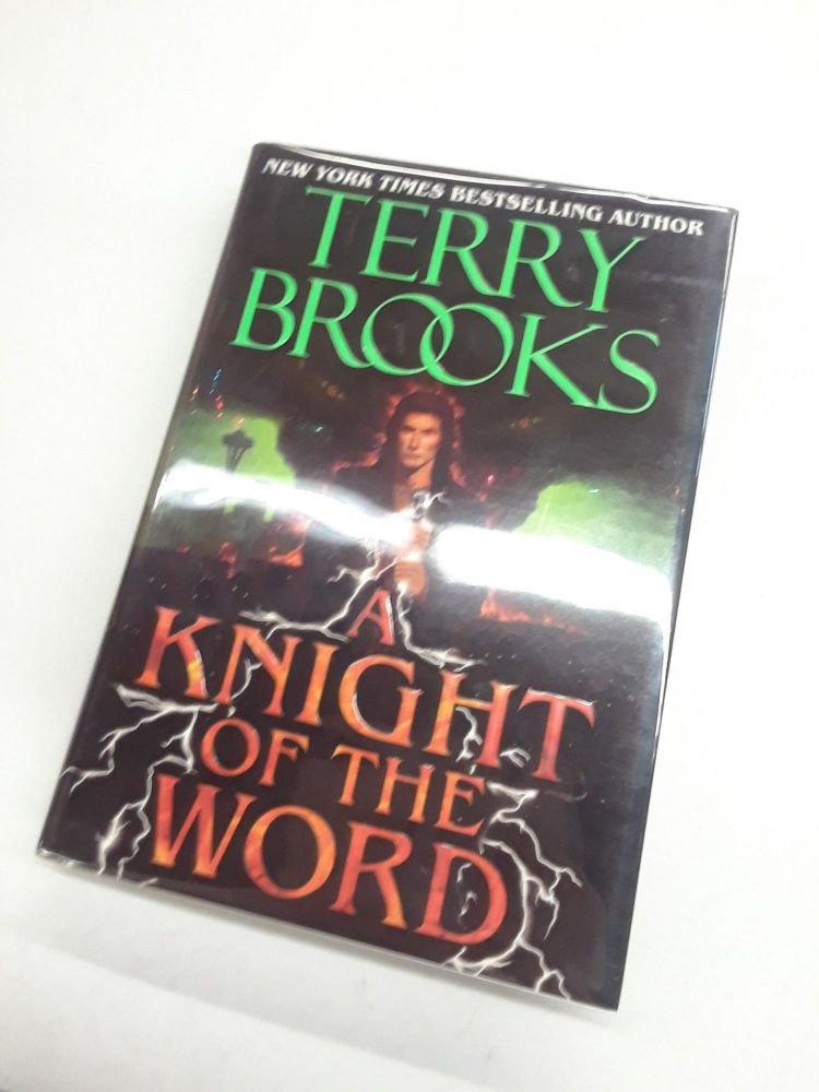 A Knight of the Word. Terry Brooks.