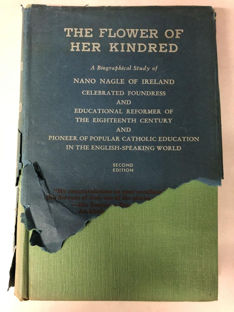 The Flower of Her Kindred. Maurice Leahy.