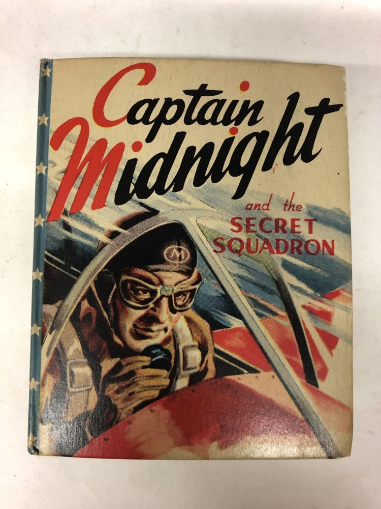 Captain Midnight and the Secret Squadron. R. R. Winterbotham.