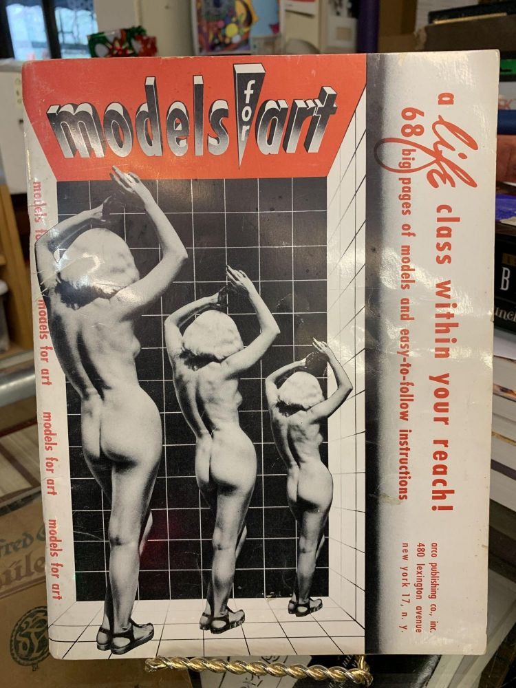 Models for Art. John B. Musacchia.