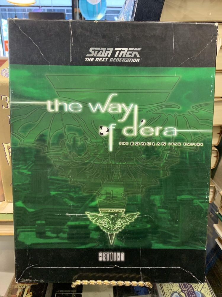The Way of D'era: The Romulan Star Empire Setting (Star Trek the Next Generation)