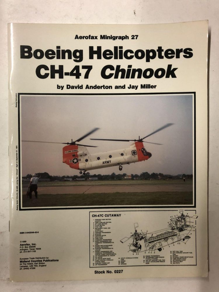 Boeing Helicopters Ch-47 Chinook. David A. Anderton.