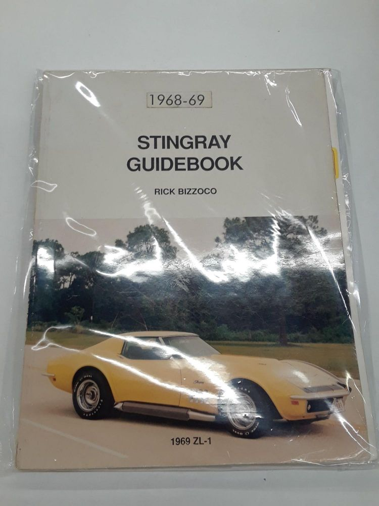 Stingray Guidebook. Rick Bizzoco.