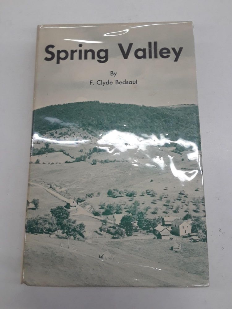 Spring Valley. Frazier Clyde Bedsaul.