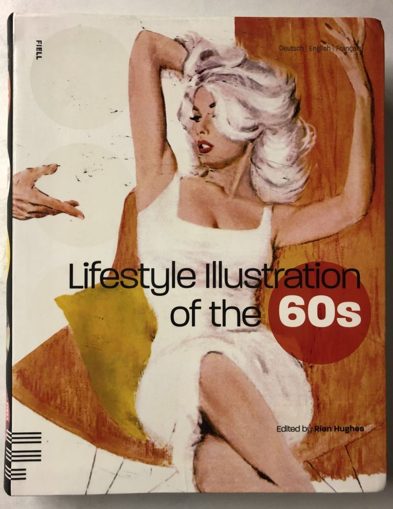 Lifestyle Illustration of the 60s. Rian Hughes.
