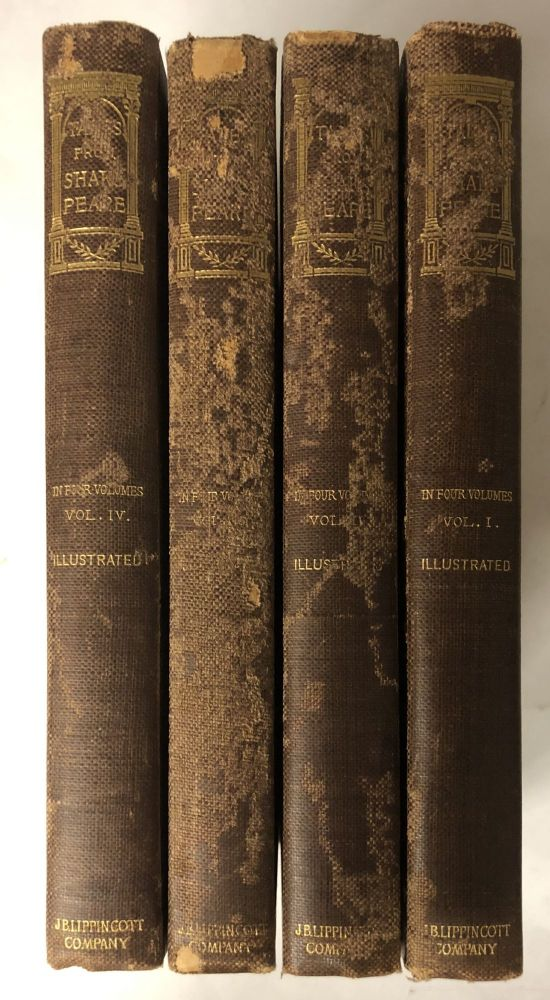 Tales from Shakespeare. William Shakespeare.