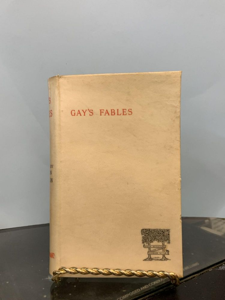 Gay's Fables: With a Memoir by Austin Dobson. John Gay.