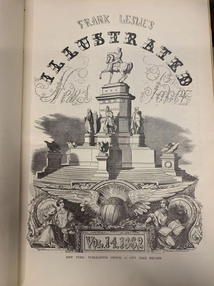 Frank Leslie's Illustrated Vol. 14 1862