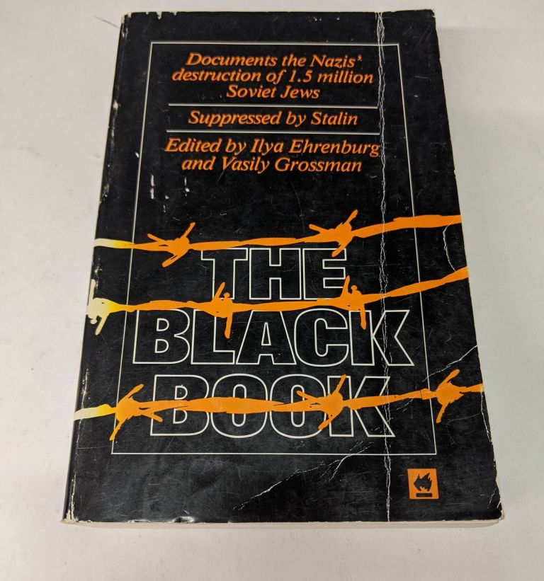The Black Book. Iiya Ehrenburg, Vasily Grossman.