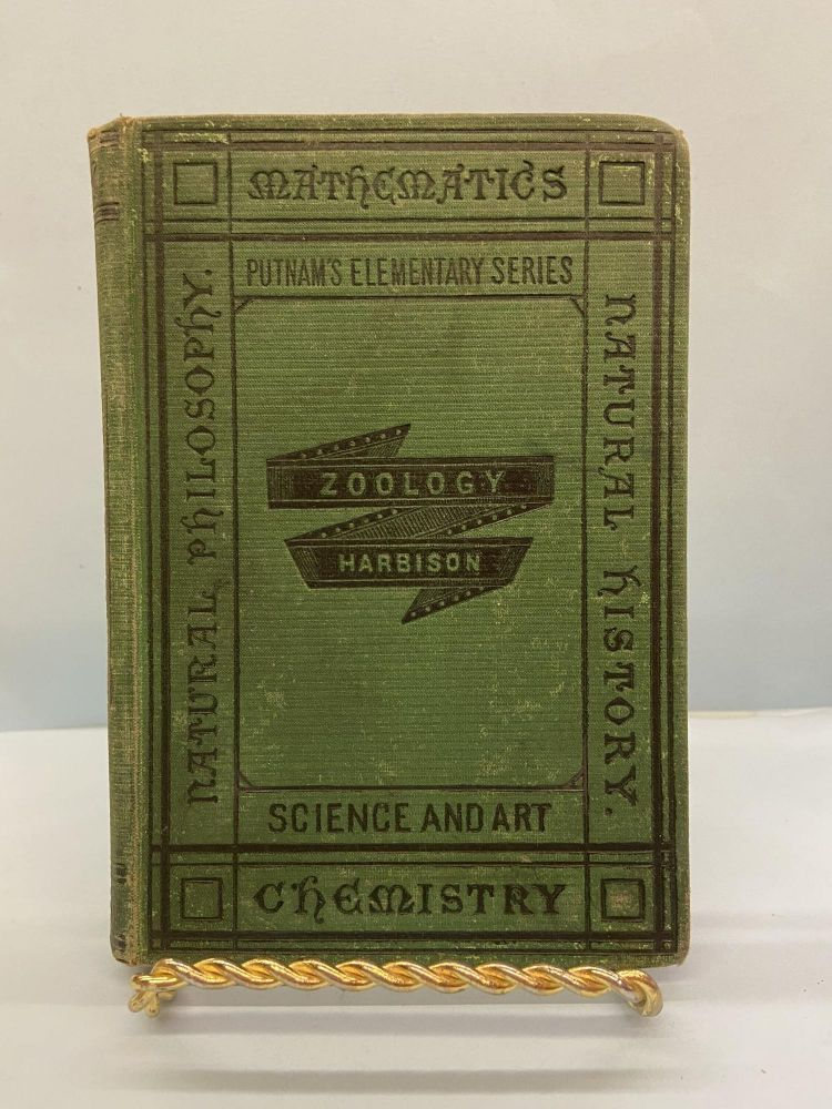 Elements of Zoology: for Schools and Science Classes. M. Harbison.