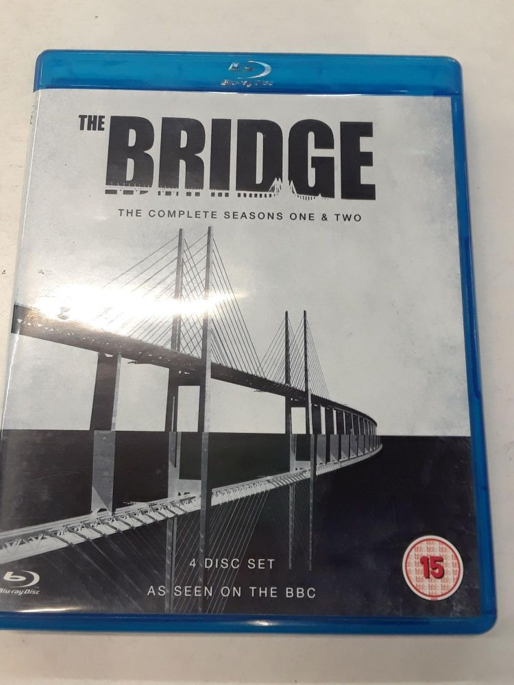 The Bridge - The Complete Seasons One & Two