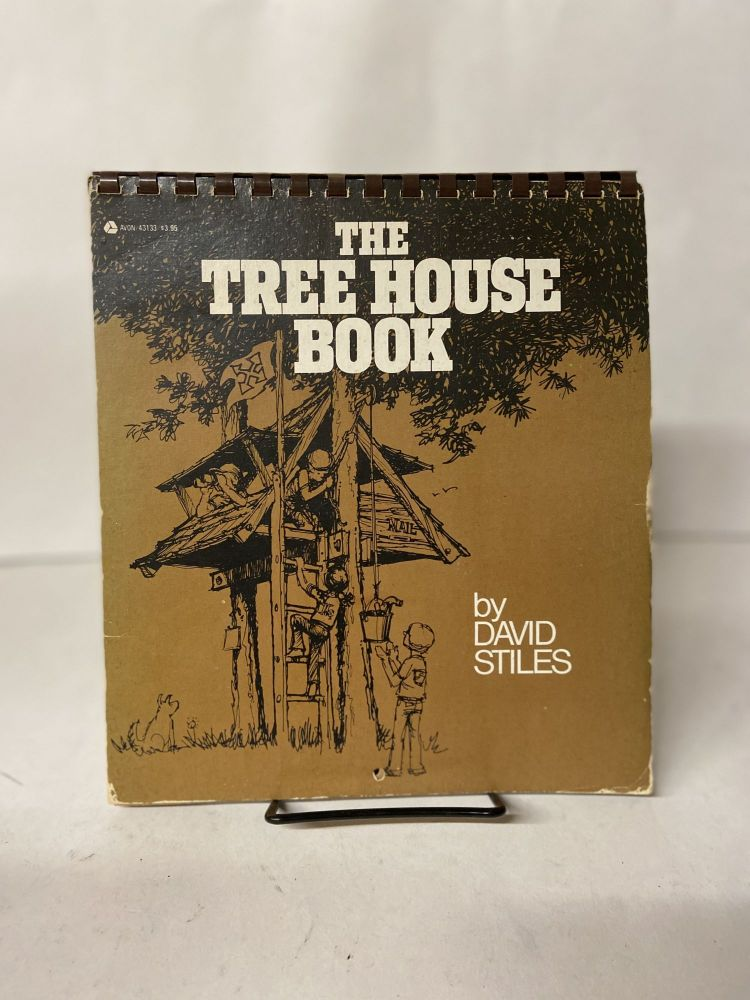 The Tree House Book. David Stiles.