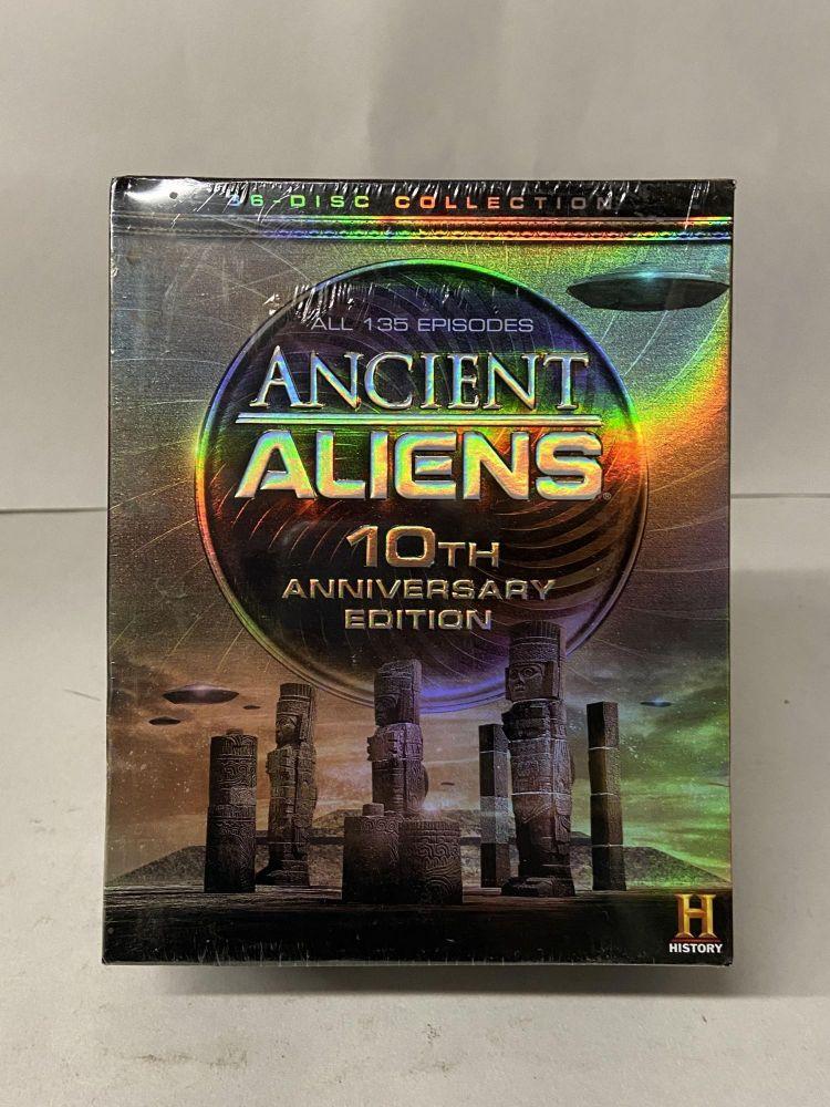 Ancient Aliens: 10th Anniversary
