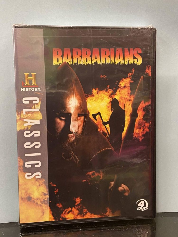 History Channel Classics: Barbarians