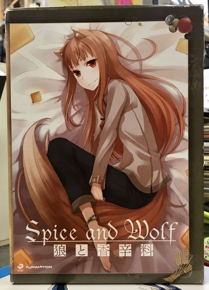 Spice and Wolf: Seasons 1 & 2