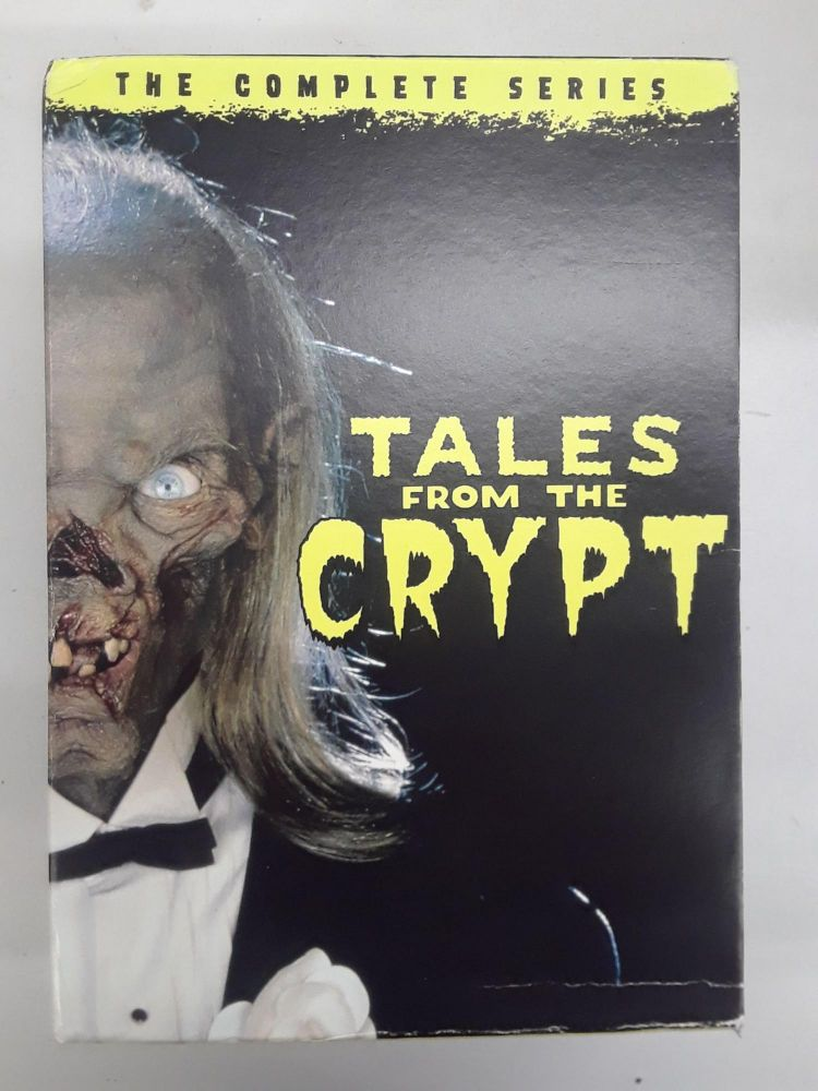 Tales From The Crypt: The Complete Series. Warner Bros. Entertainment Inc.