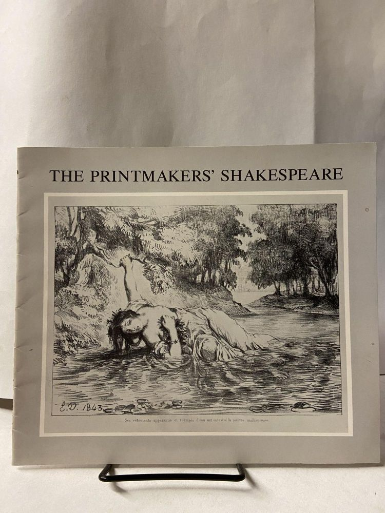 The Printmakers' Shakespeare. Ann Uhry Abrams.