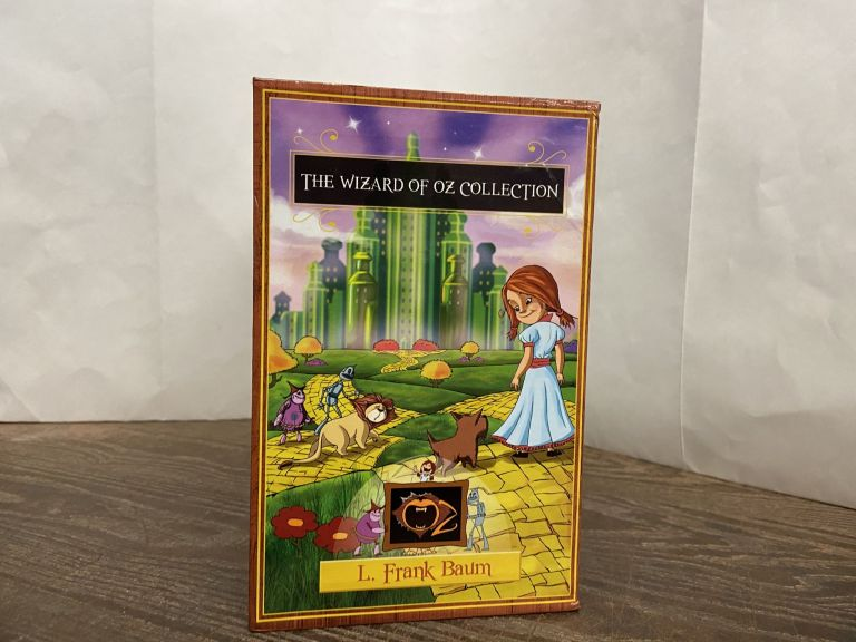 The Wizard of Oz Collection (15-volume set). L. Frank Baum.