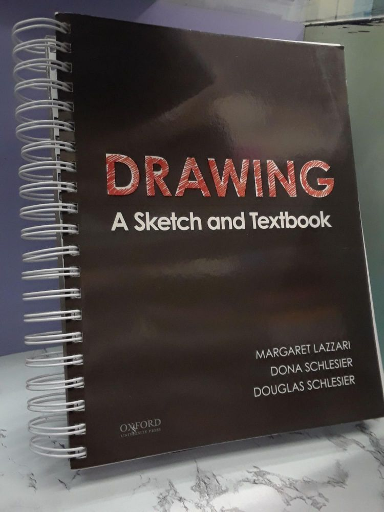 Drawing: A Sketch and Textbook. Margaret Lazzari.